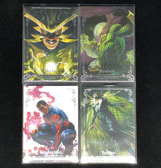 2018 Marvel Masterpieces /1,999 TIER 1 - Pick Your Card!-Cherry Collectables
