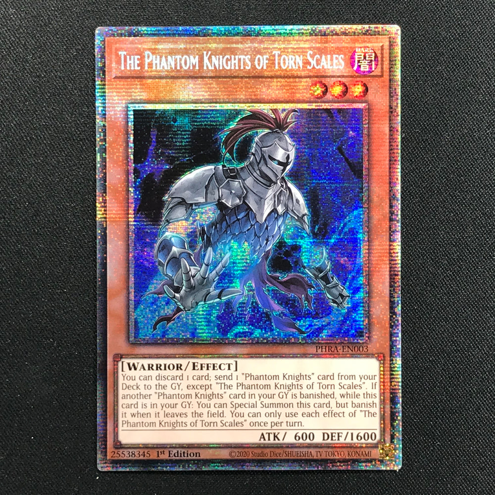 STARLIGHT The Phantom Knights of Torn Scales - PHRA-EN003 - 1st Edition (B)-Cherry Collectables