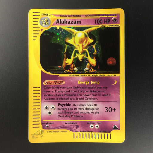 Alakazam - H1/H32 - Holo (LP)-Cherry Collectables