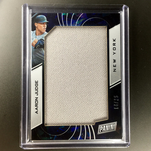 2019 The National AARON JUDGE Jumbo Jersey 14/25-Cherry Collectables
