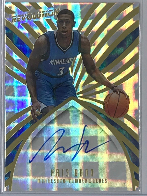 16-17 Revolution KRIS DUNN Auto RC-Cherry Collectables