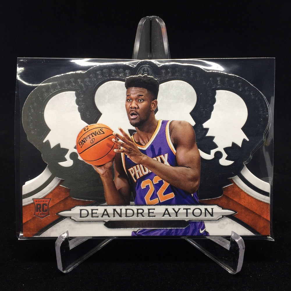 18-19 Crown Royale DEANDRE AYTON RC #61-Cherry Collectables