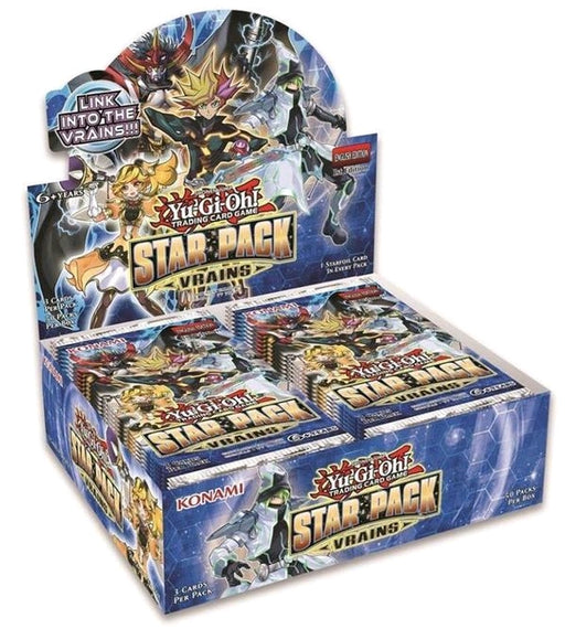 Yu-Gi-Oh! TCG Star Pack VRAINS Booster Box-Cherry Collectables