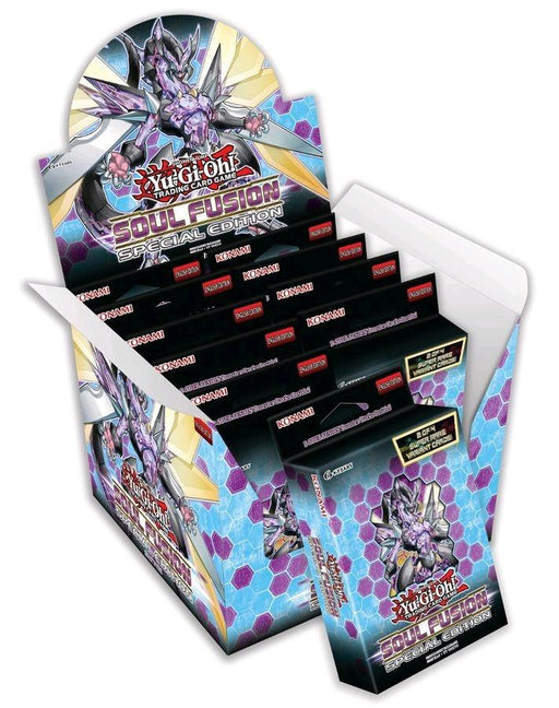 Yu-Gi-Oh! TCG Soul Fusion Special Edition Box (Display of 10) (Pre Order Dec 6)-Cherry Collectables