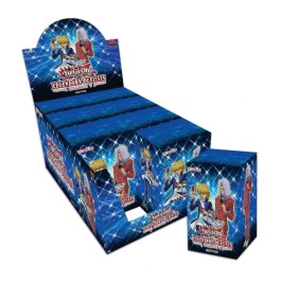 YU-GI-OH! TCG Legendary Duelists Box - Season 1 Booster 8-Box Display 1st Edition-Cherry Collectables