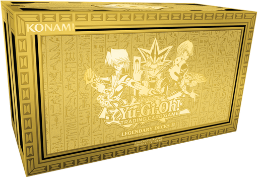 Yu-Gi-Oh! Konami Legendary Decks II 2-Cherry Collectables