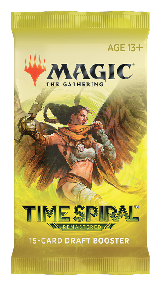 Time Spiral Remastered Booster Pack-Cherry Collectables