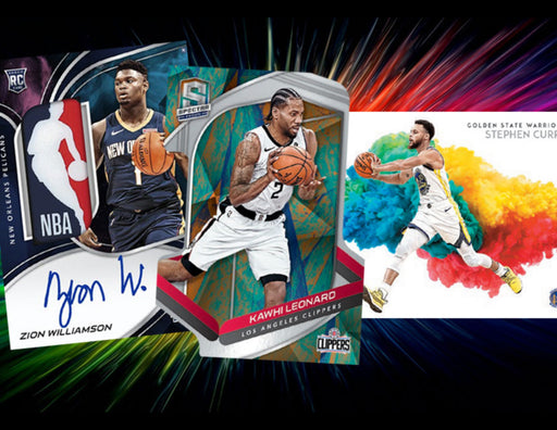 19-20 Spectra FOTL NBA 1-Box Break #0258 (Win Pelicans) - Team Based - Jul TBC (Night)-Cherry Collectables