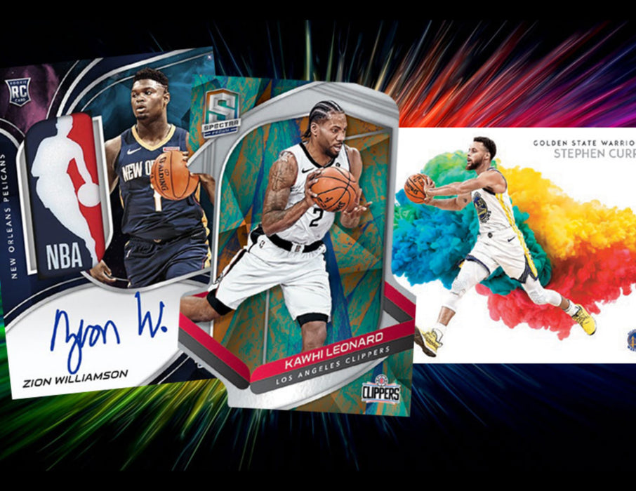 19-20 Spectra FOTL NBA 1-Box Break #0214 (Win Pelicans) - Team Based - Jul 20 (LUNCH)-Cherry Collectables