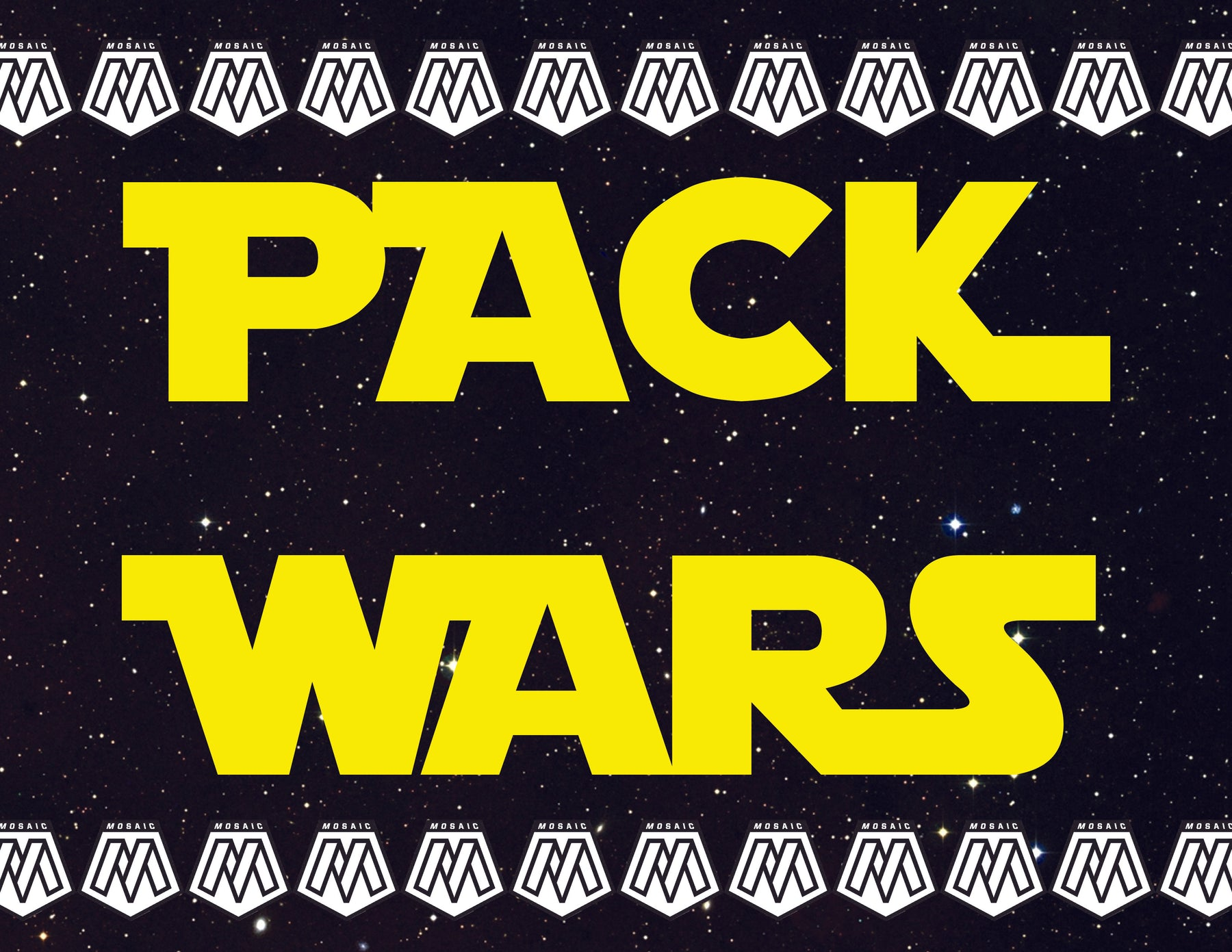 PACK WARS #2 - 2019-20 Mosaic Cello Packs + BIG PRIZE PACK! (Night)-Cherry Collectables