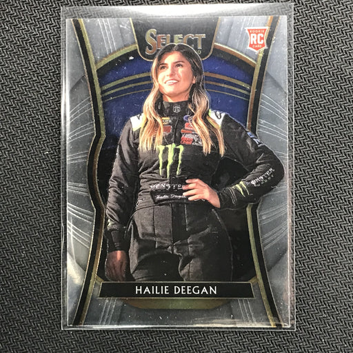 2020 Chronicles HAILIE DEEGAN Select Rookie #1-Cherry Collectables