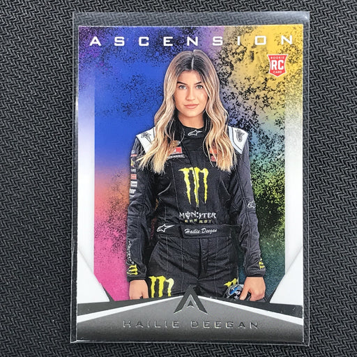 2020 Chronicles HAILIE DEEGAN Ascension Rookie #20-Cherry Collectables