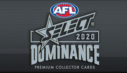 2020 Select AFL Footy Stars Dominance 2-Box Break #0885 - Team Based - Sep 18 (Night)-Cherry Collectables