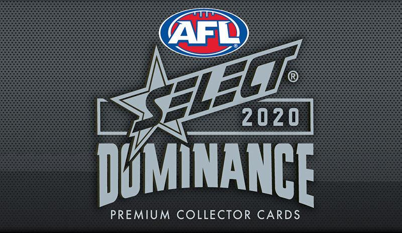 2020 Select AFL Footy Stars Dominance 2-Box Break #0866 - Team Based - Sep 16 (Night)-Cherry Collectables