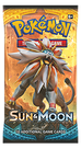 Pokemon TCG Sun & Moon Booster Pack - Cherry Collectables - 1