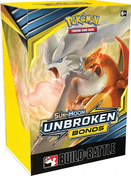 POKÉMON TCG Unbroken Bonds Build & Battle Box-Cherry Collectables