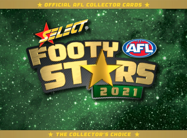 2021 Select AFL Footy Stars 12-Box Case Break #2309 - Random Team - Mar 4 (5pm)-Cherry Collectables