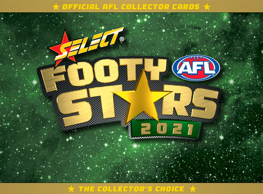 2021 Select AFL Footy Stars Pack-Cherry Collectables