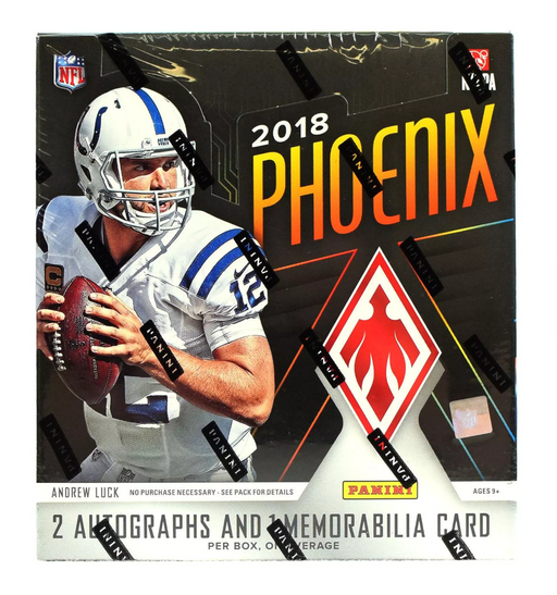 2018 Panini Phoenix Football Hobby Box-Cherry Collectables