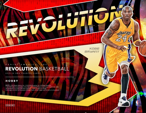 2019-20 Panini Revolution Basketball Hobby Box (Pre Order Jan 3)-Cherry Collectables