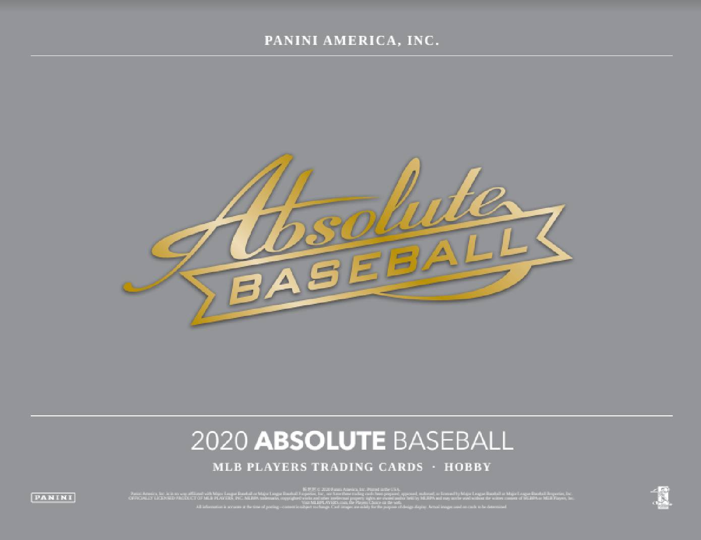 2020 Absolute MLB 3-Box Break #0177 - Random Team - Jul 10 (Night)-Cherry Collectables