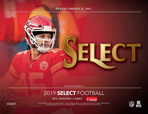 19 Select T-Mall NFL 2-Box Break #0309 - Team Based - (CARDINALS GIVEAWAY) - Jul 10-Cherry Collectables