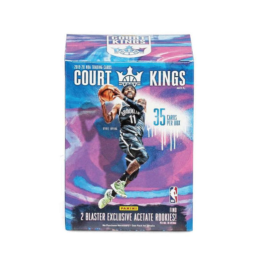 2019-20 Panini Court Kings Basketball Retail Blaster 7-Pack Box-Cherry Collectables