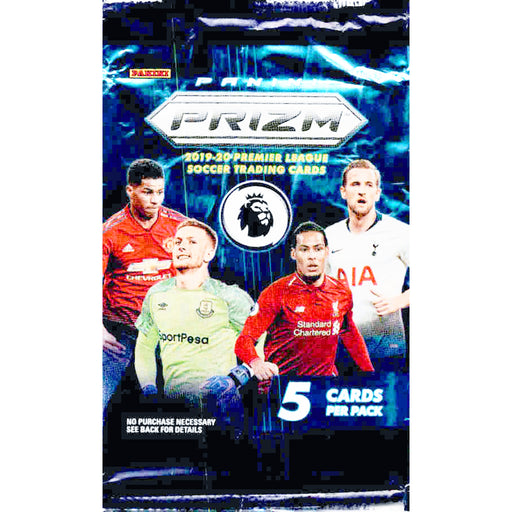 2019-20 Prizm Premier League Soccer Retail Breakaway Pack-Cherry Collectables
