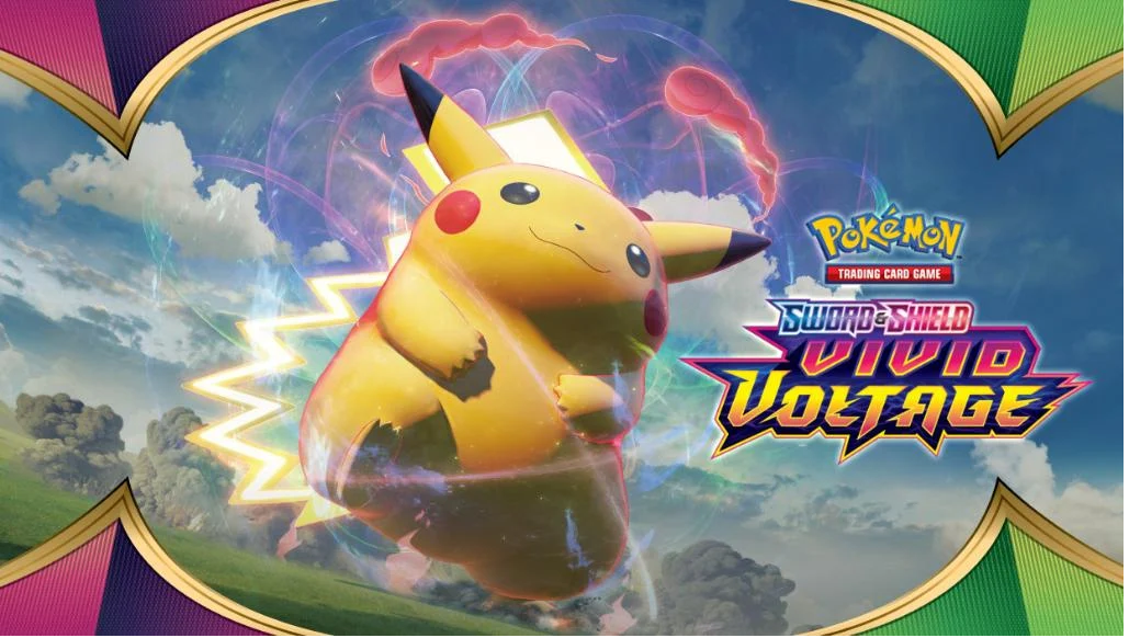 Pokemon Vivid Voltage 6-Box Case Break #0867 - Random Team - Nov 13 (4pm)-Cherry Collectables