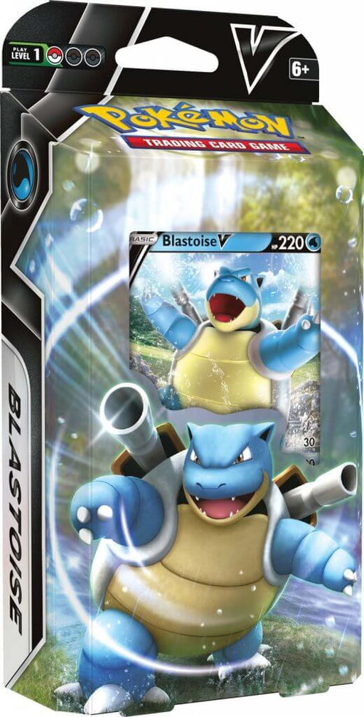 Pokemon TCG Blastoise V Battle Deck-Cherry Collectables
