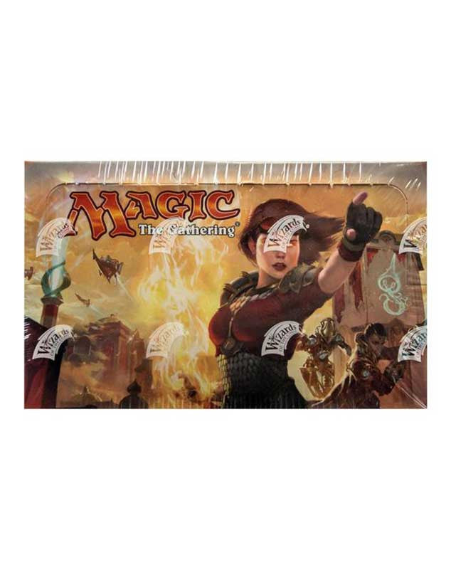 Magic the Gathering Aether Revolt Booster Box-Cherry Collectables