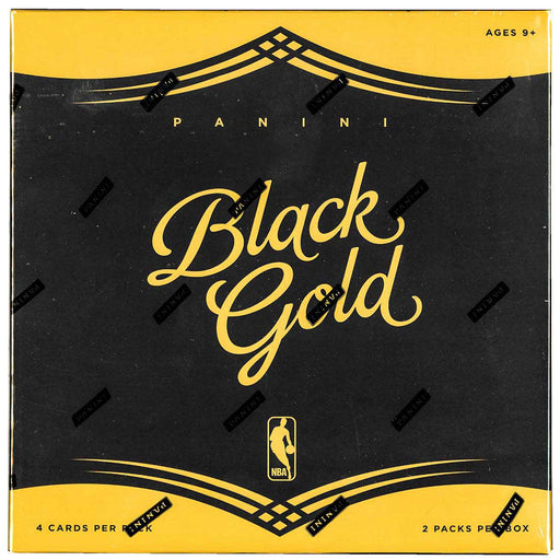 2015-16 Panini Black Gold Basketball Hobby Box-Cherry Collectables