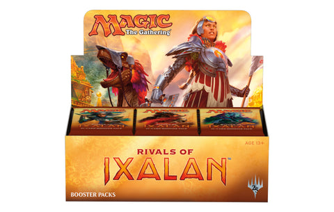 Magic the Gathering Rivals of Ixalan Booster Box-Cherry Collectables