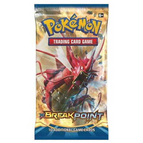 Pokemon XY BREAKPoint Booster Pack - Cherry Collectables - 1
