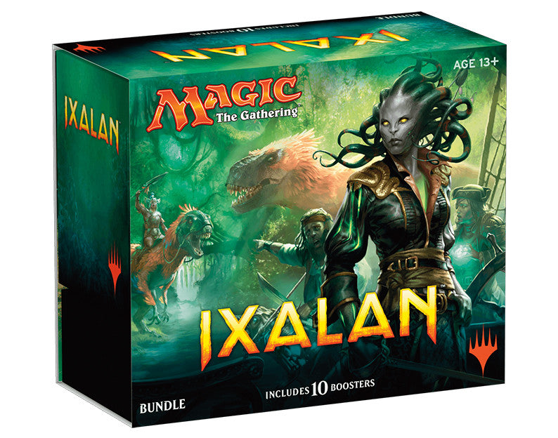 Magic the Gathering Ixalan Bundle Box - Fat Pack-Cherry Collectables