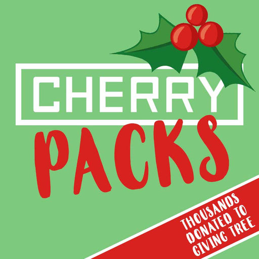 Cherry Xmas Pack - Give & Get 2018 - Thousands Donated to Giving Tree-Cherry Collectables