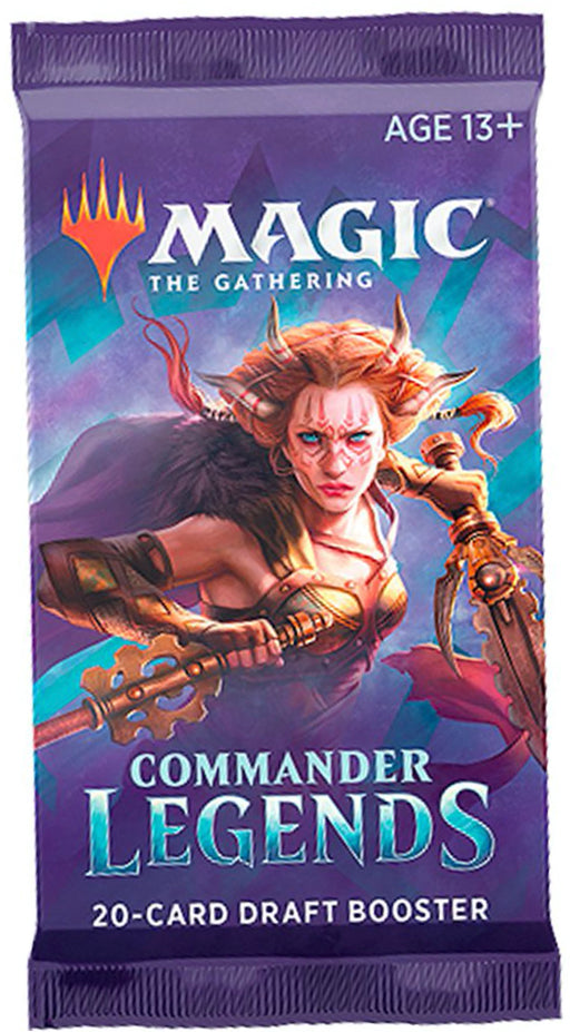 Magic the Gathering Commander Legends Draft Booster Pack (Pre Order Nov 6)-Cherry Collectables