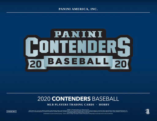 2020 Contenders MLB 3-Box Break #0839 - Random Team - Oct 16 (Night)-Cherry Collectables