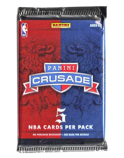 2013/14 Panini Crusade Basketball Hobby Pack-Cherry Collectables