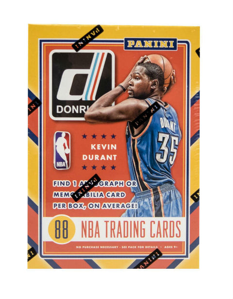 2015/16 Panini Donruss Basketball 11-Pack Blaster Box-Cherry Collectables