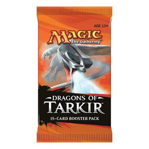 Magic the Gathering Dragons of Tarkir Booster Pack-Cherry Collectables