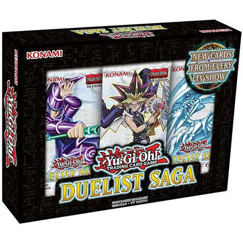Yu-Gi-Oh! Duelist Saga Collection Mini Box-Cherry Collectables