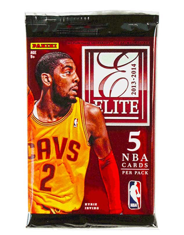 2013/14 Panini Elite Basketball Hobby Pack-Cherry Collectables