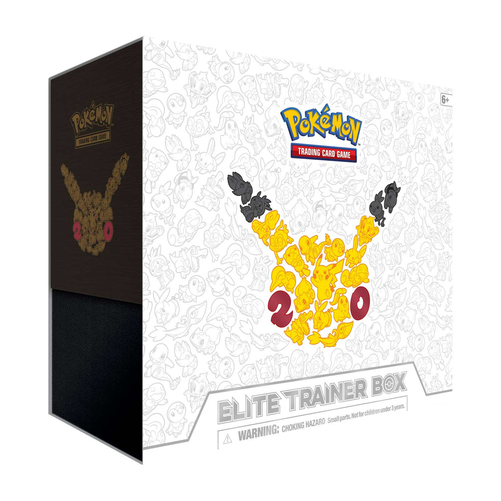 Pokemon Generations Elite Trainer Box-Cherry Collectables