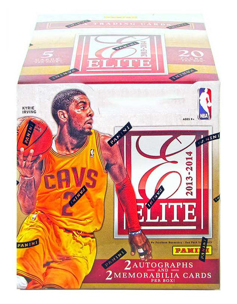 2013/14 Panini Elite Basketball Hobby Box-Cherry Collectables