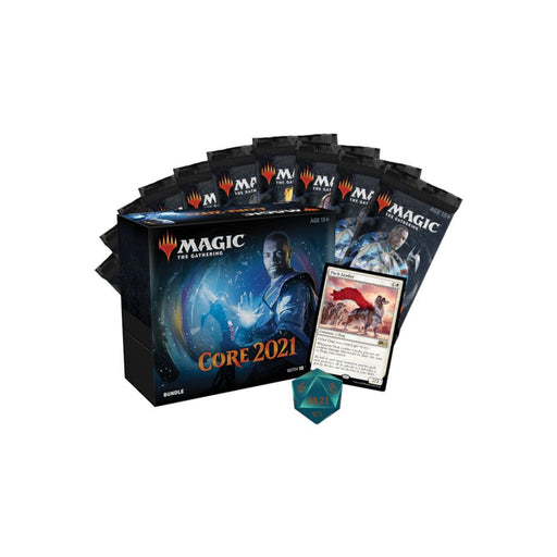 Magic the Gathering Core Set 2021 Bundle Box (Pre Order Jul 30)-Cherry Collectables
