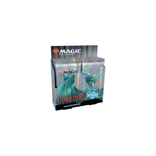 Magic the Gathering Core Set 2021 Collector Booster Box-Cherry Collectables