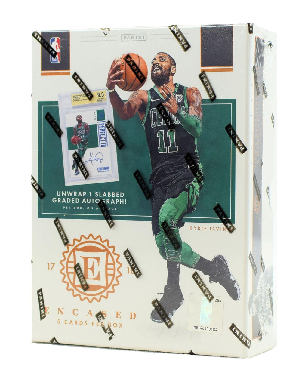 2017-18 Encased Basketball Hobby Box-Cherry Collectables