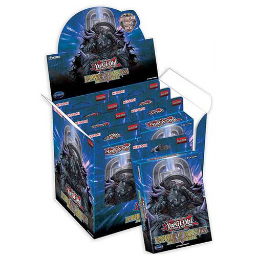Yu-Gi-Oh! Emperor of Darkness Structure Deck Box (8 Decks)-Cherry Collectables