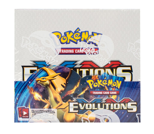 Pokemon XY Evolutions Booster Box-Cherry Collectables